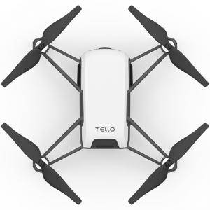 Дрон DJI Tello, 5MP HD720P, White