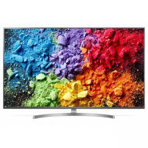 Телевизор LG, 65' SUPER UHD TV, DVB-T2/C/S2, Alpha 7 Processor, Nano Cell Color, Cinema HDR,4K HFR, Local Dimming,Billion,Rich Colors, 65SK8100PLA
