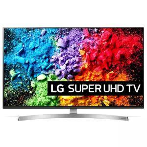 Телевизор LG, 65' SUPER UHD, FALD, DVB-C/T2/S2, Nano Cell Display, Nano Cell Color, Alpha7 Intelligent Processor, Cinema HDR, 4K HFR, 65SK8500PLA