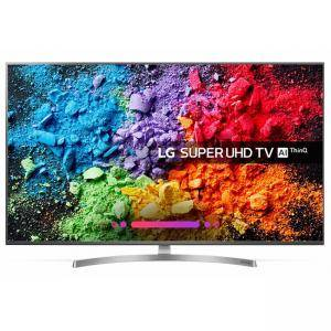 Телевизор LG, 49' SUPER UHD TV,DVB-T2/C/S2, Alpha 7 Processor,Nano Cell Color, Cinema HDR,4K HFR,Local Dimming,Billion Rich Colors,Ultra, 49SK8100PLA