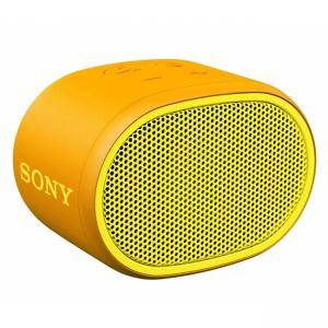 Тонколони Sony SRS-XB01 Portable Wireless Speaker with Bluetooth, yellow, SRSXB01Y.CE7