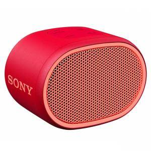 Тонколони Sony SRS-XB01 Portable Wireless Speaker with Bluetooth, red, SRSXB01R.CE7