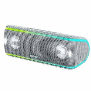 Преносим високоговорител Sony SRS-XB41 Portable Wireless Speaker with Bluetooth, White, SRSXB41W.EU8