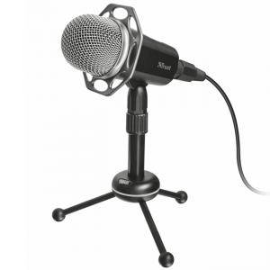 Микрофон TRUST Radi USB All-round Microphone, 21752