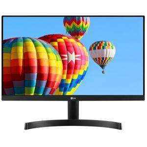 Монитор LG 24MK600M-B, 23.8 IPS LED AG, Cinema Screen 3-Side Borderless, 5ms GTG, 1000:1, Mega DFC, 250cd/m2, Full HD 1920x1080, 24MK600M-B