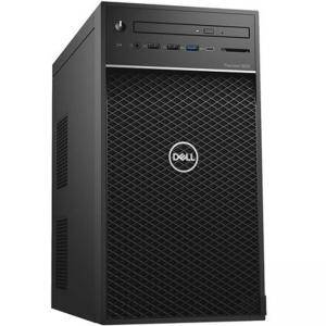 Работна станция Dell Precision 3630, Intel Core i7-8700K (3.7GHz,6 Core,12MB), 32GB DDR4 UDIMM, 512GB SSD, 1TB SATA,Radeon Pro WX 7100, #DELL02360