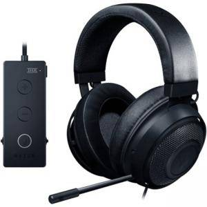 Слушалки Razer Kraken Tournament Ed. Black gaming headset,Full Audio Controls,THX Spatial Audio,Game/Chat Balance, RZ04-02051000-R3M1