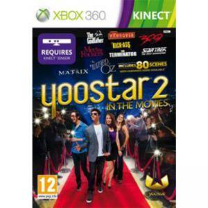 Игра Kinect Yoostar 2 in the Movies Xbox 360, 1427143