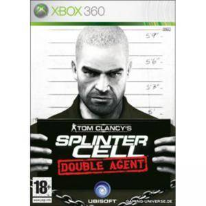 Игра Splinter Cell Double Agent Xbox 360, 1427208