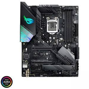 Дънна платка ASUS ROG STRIX Z390-F GAMING, Intel Socket 1151,  Intel Z390, ATX, 4 x DIMM, Max. 64GB, DDR4, ASUS ROG STRIX Z390-F GAMING