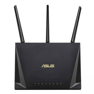 Рутер ASUS RT-AC85P, 2.4 GHz / 5 GHz, 10/100/1000/Gigabits BaseT LAN x 4, AC2400 ultimate AC performance: 600+1733 Mbps, ASUS RT-AC85P