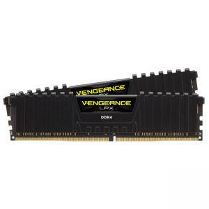 RAM памет VENGEANCE LPX 32GB (2 x 16GB) DDR4 DRAM 2666MHz C16 Memory Kit - Black
