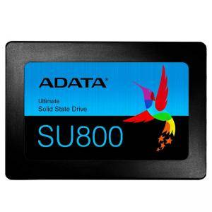 Диск ADATA SSD SU800 2TB 3D NAND, 2 TB, 2.5 инча, SATA 6Gb/s, 560/520MB/s