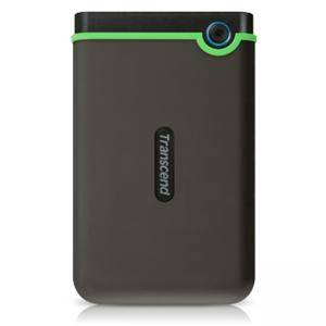 Външен твърд диск Transcend 2TB StoreJet 25MC, 2.5 инча (Portable HDD) USB 3.1 Type C, TS2TSJ25MC