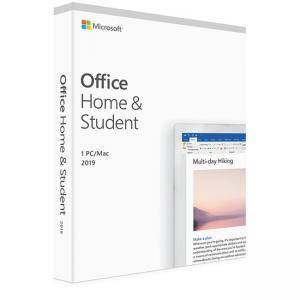 Софтуер Office Home and Student 2019 All Lng EuroZone PKL Online DwnLd C2R NR, 79G-05018