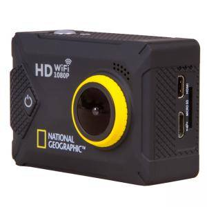 Екшън камера Bresser National Geographic Full-HD Wi-Fi Action Explorer 2 Camera, 73280