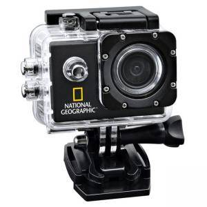 Екшън камера Bresser National Geographic Full-HD Action WP, 12MP, USB 2.0, Micro HDMI, levenhuk-71130