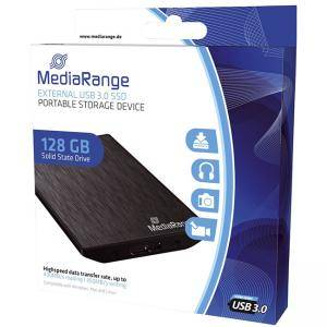 Външен диск MediaRange MR990 External USB 3.0 solid state drive, 120GB, black, ART-NR.MR990