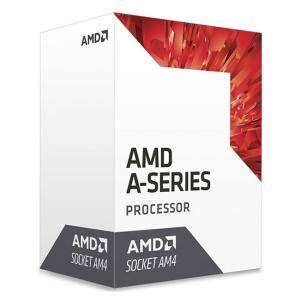 Процесор AMD A10 9700 (3.5/3.8GHz, 2MB, 65W, AM4) box, Bristol Ridge, Radeon R7 Series, AD9700AGABBOX