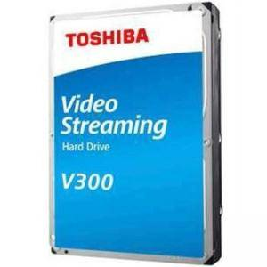 Твърд диск Toshiba V300 - Video Streaming Hard Drive 1TB BULK, HDWU110UZSVA