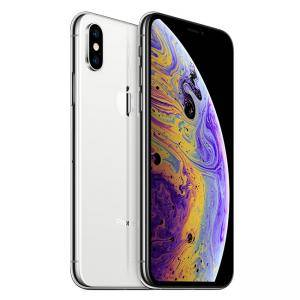 Смартфон Apple iPhone XS 64GB, Сребрист, MT9F2GH/A
