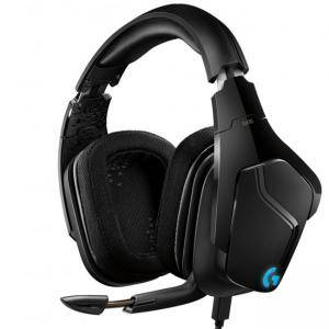 Геймърски слушалки Logitech G635 7.1 Lightsync Gaming Headset, 981-000750