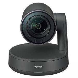 Уеб Камера Logitech Rally Ultra-HD ConferenceCam, Черен, 960-001218