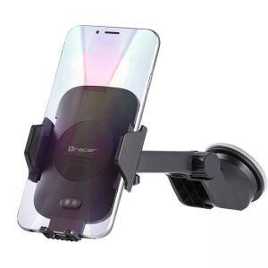 Смартфон зарядно за кола Automatic car mount with 10W wireless charger tracer, TRAADA46329