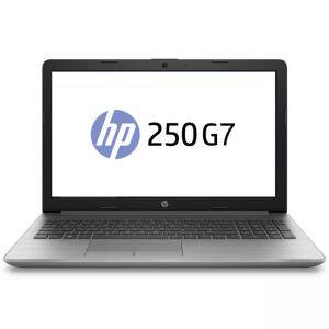 Лаптоп HP 250 G7, Intel Core i3-7020, 15.6-инчов FHD екран (1920x1080), Intel HD Graphics, 8GB  DDR4, 256 GB SSD M.2, Internal DVD, 6EC69EA