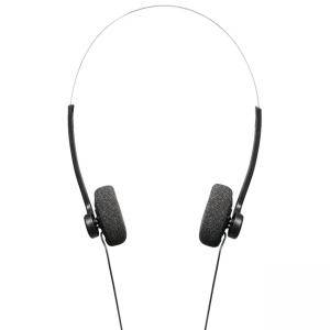 Слушалки HAMA Basic4Music, On-Ear, стерео, 20Hz - 20 000Hz, 3.5 мн жак, черен, HAMA-184011