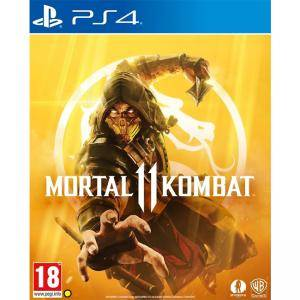 Игра Mortal Kombat 11 за PlayStation 4