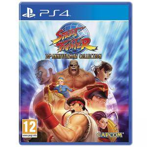 Street Fighter - Anniversary Collection PS4