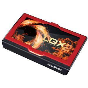 Външен кепчър AVerMedia LIVE Gamer Extreme 2 (GC551), USB 3.1 Type-C, HDMI 2.0, AVER-LG-GC551