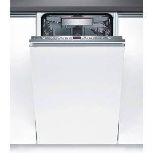 75f43451855 Съдомиялня Bosch SPV69T70EU, за пълно вграждане, Серия | 6, SuperSilence,  Бял/