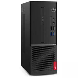 Компютър Lenovo V530s SFF, Intel Core i3-8100 (3.6 GHz, 6MB), 4GB DDR4, 1TB HDD, DVD, Intel Graphics UHD 610, Card reader, 10TX000SBL_5WS0P21816