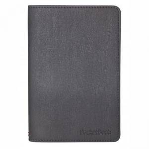Калъф Comfort Pocketbook HD/HD2 Touch black за eBook четец, 6 инча, черен, POCKET-COVER-HJ631-BCL
