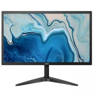 Монитор AOC 22B1HS, 21.5 инча Full HD IPS (1920 x 1080), 5 ms, 1000:1, 20М:1 DCR, 250 cd/m2, FlickerFree, Low Blue Light, VGA, HDMI, 22B1HS