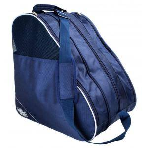 Сак за Ролери и Кънки Compartmental Navy White Rookie, 658BAG0103