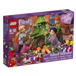 Конструктор Лего Френдс Коледен календар, LEGO Friends, 41353
