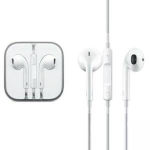 Слушалки earphones for iPhone 5 5s 5C 6 6s 6s plus