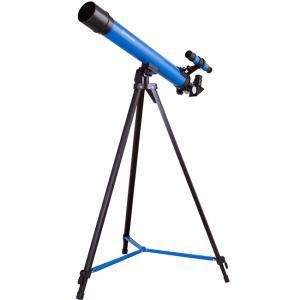 Телескоп Bresser Junior Space Explorer 45/600 AZ Telescope, blue,levenhuk-70131