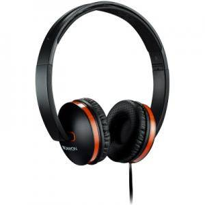 Слушалки CANYON Stereo headphone with microphone and switch of answer/end phone call, cable 1.2M, Черни. CNS-CHP4B