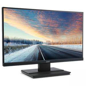 Монитор, Acer V276HLCbid, 27 инча Wide VA LED, Zero Frame, Anti-Glare, 5ms, 100M:1 DCR, 300 cd/m2, 1920x1080 FullHD, Черен, UM.HV6EE.C05