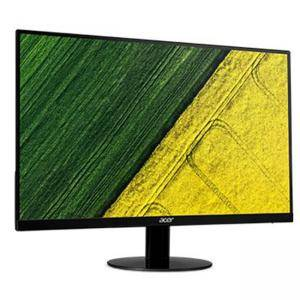 Монитор, Acer SA230Abi, 23 инча Wide IPS LED, ZeroFrame, Anti-Glare, 4ms, 100М:1 DCR, 250cd/m2, 1920x1080 FullHD, VGA, HDMI,Tilt, Черен, UM.VS0EE.A01