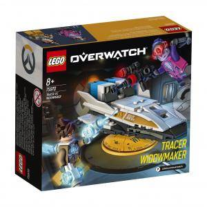 Конструктор Лего Overwatch - Tracer vs. Widowmaker - LEGO Overwatch, 75970