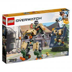 Конструктор Лего Overwatch - Bastion, LEGO Overwatch, 75974