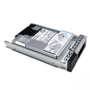 Твърд диск, Dell 480GB SSD SATA Mix Use 6Gbps 512 2.5in Hot-plug AG Drive,3.5in HYB CARR, 400-AZUN