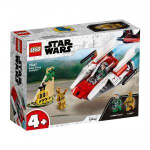 Конструктор Лего Стар Уорс - A-Wing Starfighter - LEGO Star Wars, 75247