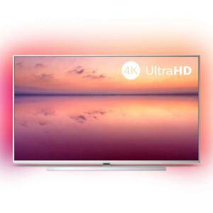 Телевизор Philips 43 инча 4K (3840 x 2160), DVB-T/T2/T2-HD/C/S/S2, SmartTV, HDR 10+, Pixel Precise Ultra HD, Dolby Vision, Dolby Atmos, 43PUS6804/12