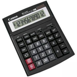 Калкулатор CANON CALCULATOR WS-1210T, Черен